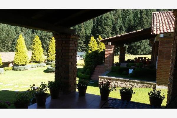 Foto de rancho en venta en piedra grande 00, piedra grande, huixquilucan, méxico, 5662623 No. 14