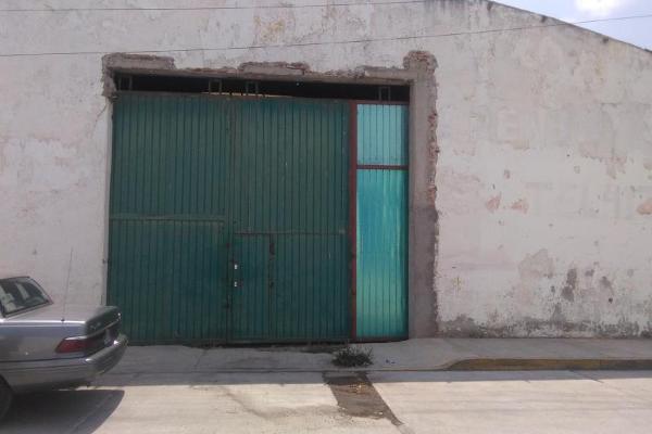 Foto de bodega en renta en piedras negras 0, granjas de guadalupe, apizaco, tlaxcala, 7158279 No. 01
