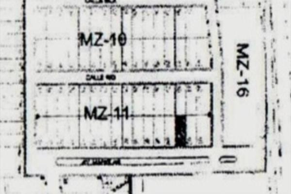 Foto de terreno habitacional en venta en  , piedras negras, josé maría morelos, quintana roo, 19078391 No. 02