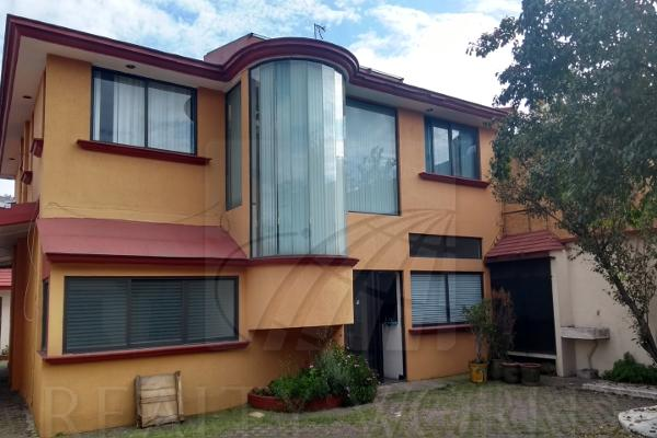 Foto de casa en renta en  , pilares, metepec, méxico, 12278390 No. 01