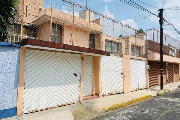 Foto de casa en venta en pilastra , residencial villa coapa, tlalpan, df / cdmx, 14029340 No. 01