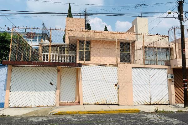 Foto de casa en venta en pilastra , residencial villa coapa, tlalpan, df / cdmx, 14029340 No. 02