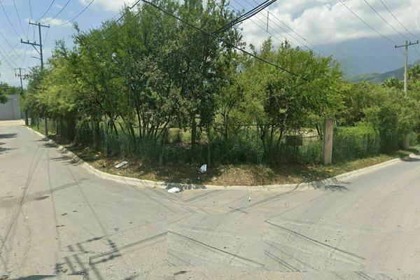 Foto de terreno habitacional en venta en pingos , los cristales, guadalupe, nuevo león, 20522348 No. 01
