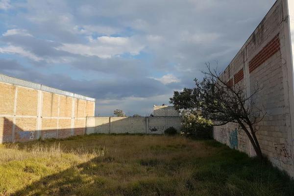 Foto de terreno habitacional en venta en pino saurez , la magdalena, toluca, méxico, 0 No. 03