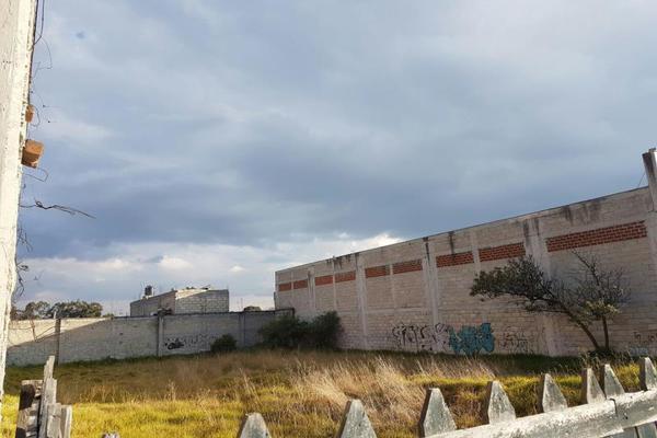 Foto de terreno habitacional en venta en pino saurez , la magdalena, toluca, méxico, 0 No. 04