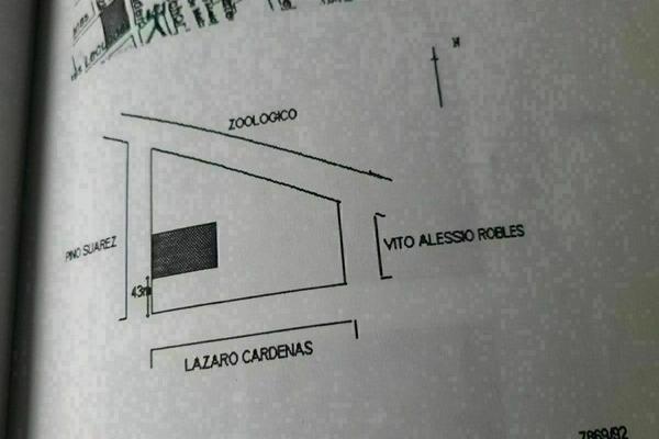 Foto de terreno habitacional en venta en pino suárez , miguel hidalgo 2a sección, tlalpan, df / cdmx, 0 No. 05