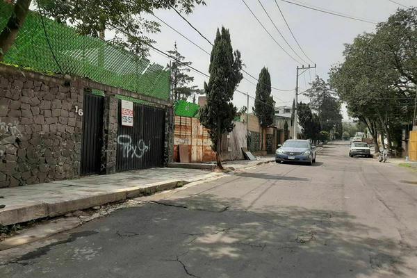 Foto de terreno habitacional en venta en pino suárez , miguel hidalgo 2a sección, tlalpan, df / cdmx, 0 No. 06
