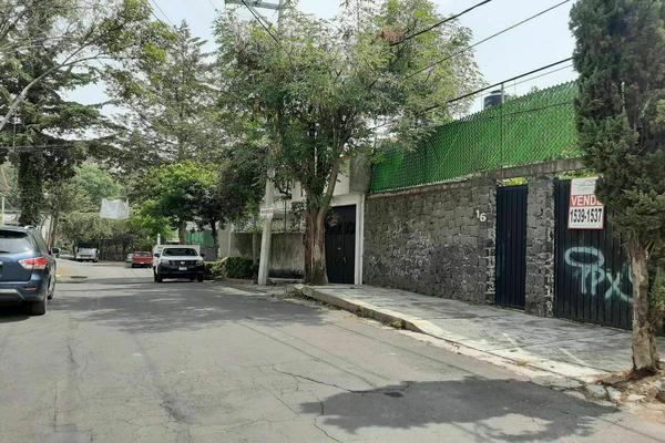 Foto de terreno habitacional en venta en pino suárez , miguel hidalgo 2a sección, tlalpan, df / cdmx, 0 No. 07