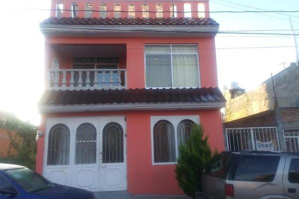 Foto de casa en venta en  , pintores mexicanos, doctor arroyo, nuevo león, 7977982 No. 01
