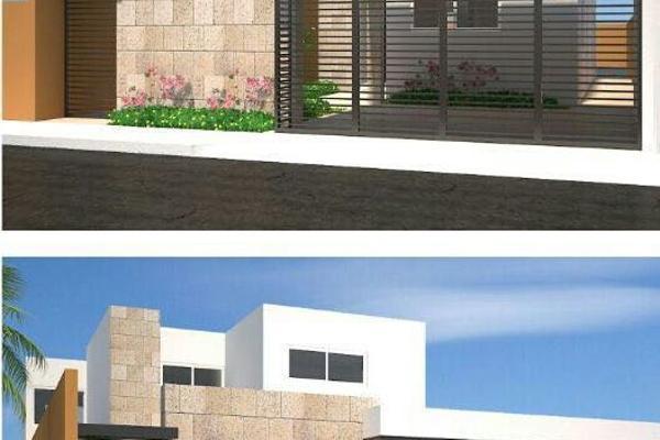 Foto de casa en venta en  , pinzon, mérida, yucatán, 6165179 No. 01
