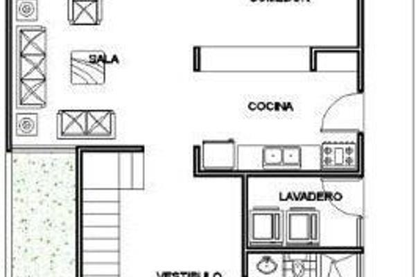 Foto de casa en venta en  , pinzon, mérida, yucatán, 6165179 No. 02