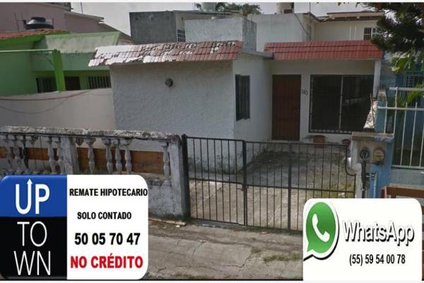 Foto de casa en venta en pirul 00, floresta, veracruz, veracruz de ignacio de la llave, 3937633 No. 01