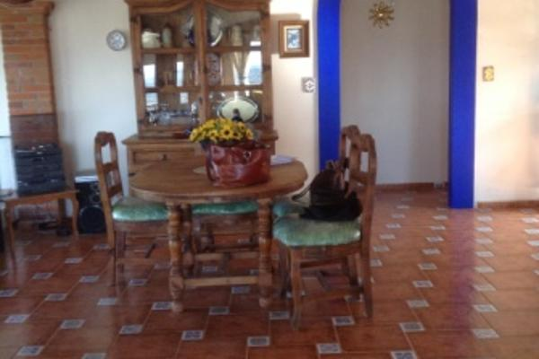 Foto de rancho en venta en pirules , xala, axapusco, méxico, 3733527 No. 07