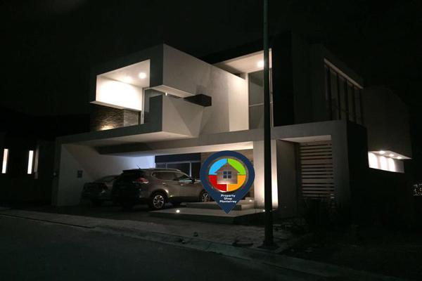 Foto de casa en venta en pisa 100, la toscana, monterrey, nuevo león, 8114050 No. 01