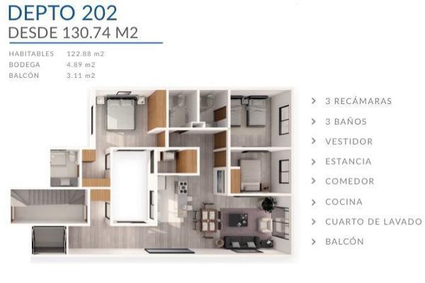 Foto de departamento en venta en pitágoras , narvarte poniente, benito juárez, df / cdmx, 14030993 No. 11
