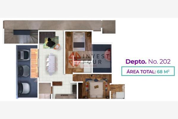 Foto de departamento en venta en pitágoras/excelente desarrollo de 12 deptos. solo 3 disponibles en venta 0, narvarte poniente, benito juárez, df / cdmx, 5929882 No. 02