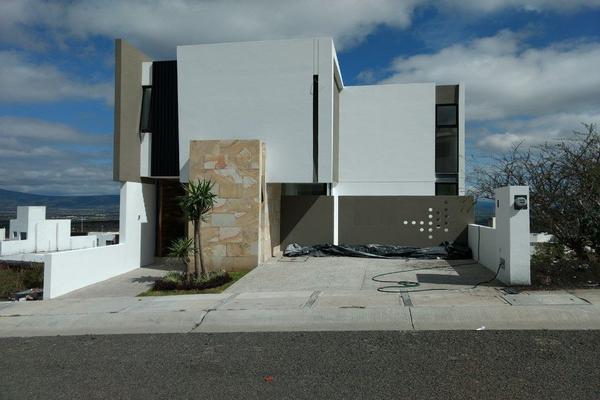 Foto de casa en venta en pitahayas , desarrollo habitacional zibata, el marqués, querétaro, 14037155 No. 01
