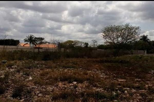Foto de rancho en venta en  , plan de ayala, mérida, yucatán, 9157729 No. 02