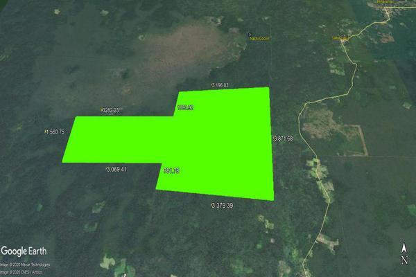 Foto de terreno habitacional en venta en  , plan de la noria, josé maría morelos, quintana roo, 18488788 No. 04
