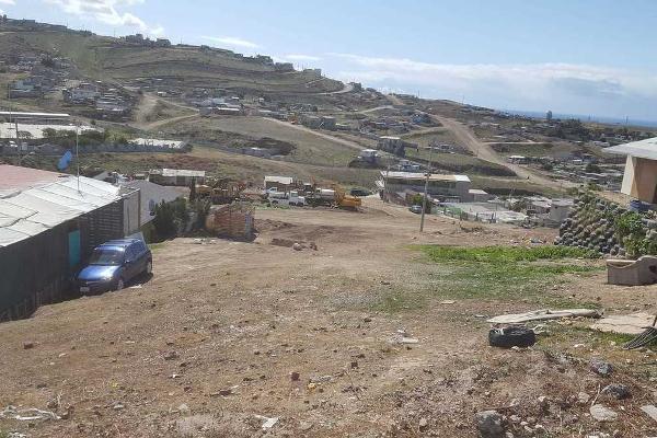 Foto de terreno habitacional en venta en  , plan libertador, playas de rosarito, baja california, 5396594 No. 01