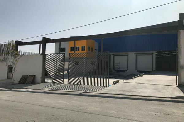 Foto de bodega en renta en platino , parque industrial i, general escobedo, nuevo león, 7305435 No. 03