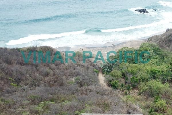 Foto de terreno habitacional en venta en playa aragon , el samaritan tonameca, santa maría tonameca, oaxaca, 5405041 No. 01