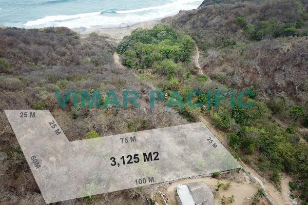 Foto de terreno habitacional en venta en playa aragon , el samaritan tonameca, santa maría tonameca, oaxaca, 5405041 No. 02