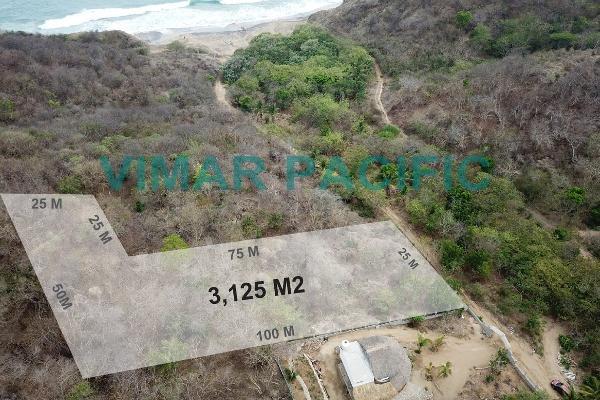 Foto de terreno habitacional en venta en playa aragon , el samaritan tonameca, santa maría tonameca, oaxaca, 5405041 No. 05