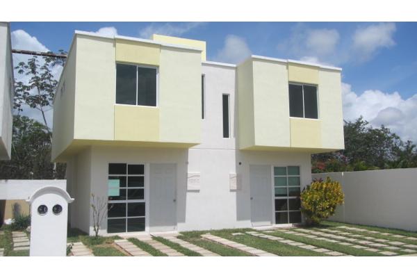Foto de casa en venta en  , playa azul, solidaridad, quintana roo, 1265785 No. 01