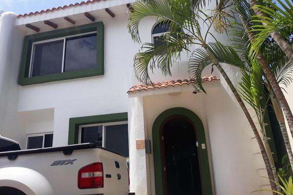 Foto de casa en venta en  , playa car fase ii, solidaridad, quintana roo, 16944623 No. 01