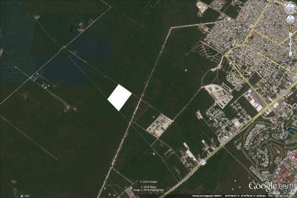 Foto de terreno habitacional en venta en  , playa del carmen centro, solidaridad, quintana roo, 14032711 No. 01