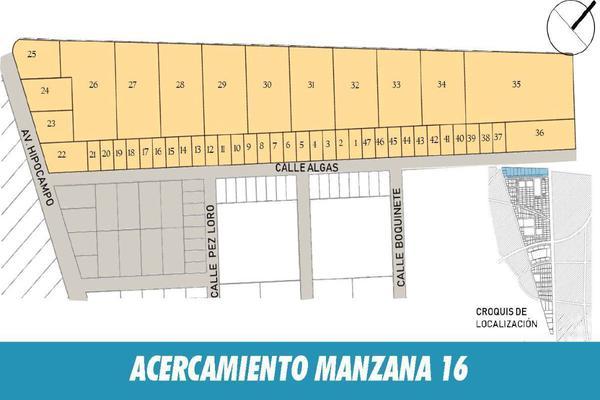 Foto de terreno comercial en venta en  , playa del carmen centro, solidaridad, quintana roo, 14032871 No. 02