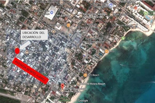 Foto de departamento en venta en  , playa del carmen centro, solidaridad, quintana roo, 4658785 No. 10