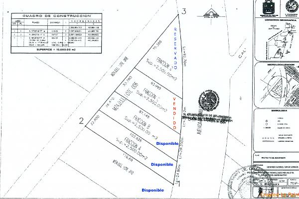 Foto de terreno comercial en venta en  , playa del carmen centro, solidaridad, quintana roo, 5450281 No. 01