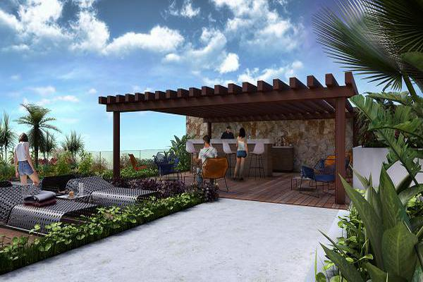 Foto de departamento en venta en  , playa del carmen centro, solidaridad, quintana roo, 7989393 No. 19