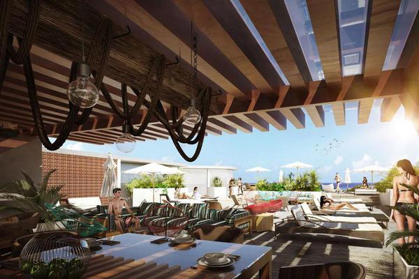 Foto de departamento en venta en  , playa del carmen centro, solidaridad, quintana roo, 7989473 No. 26