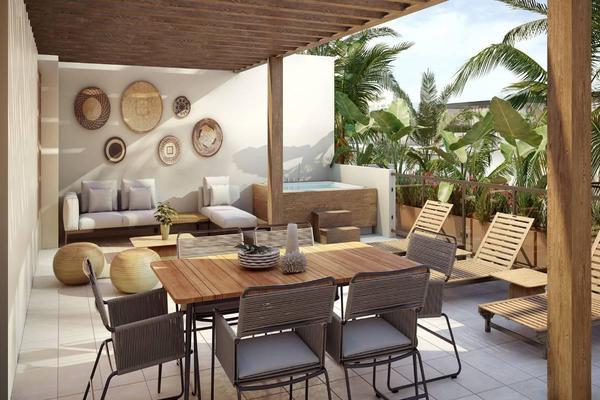 Foto de departamento en venta en  , playa del carmen, solidaridad, quintana roo, 11448297 No. 17