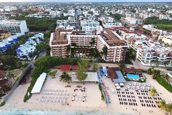 Foto de departamento en venta en  , playa del carmen, solidaridad, quintana roo, 13333621 No. 13