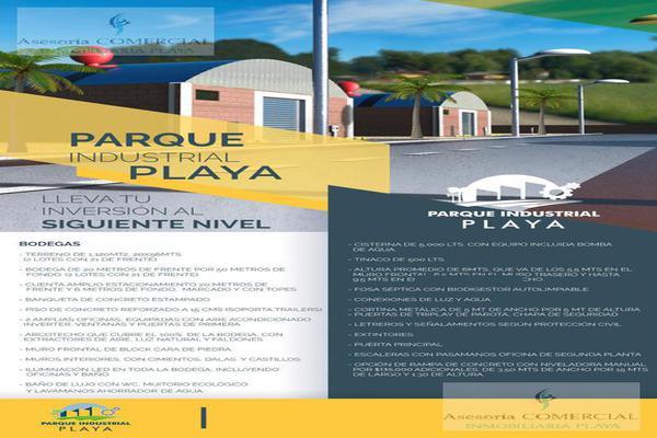 Foto de nave industrial en venta en  , playa del carmen, solidaridad, quintana roo, 16786253 No. 03