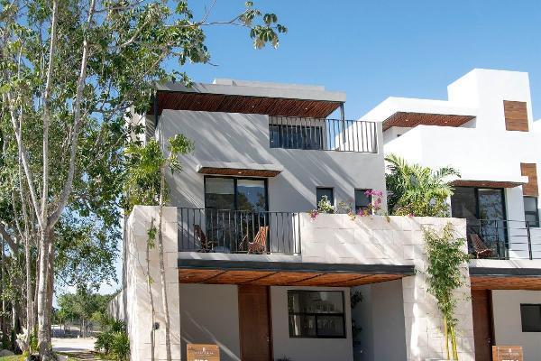 Foto de casa en venta en playa del carmen solidaridad quintana roo , santa fe del carmen, solidaridad, quintana roo, 8405296 No. 01
