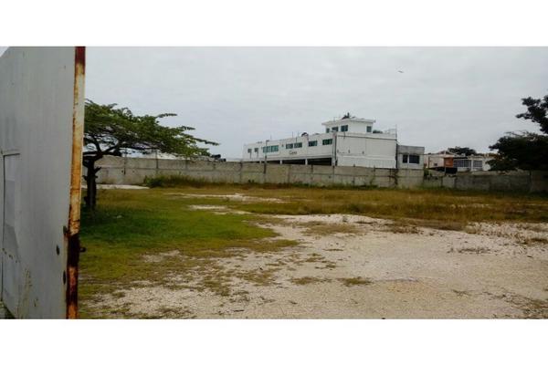 Foto de terreno habitacional en renta en  , playa norte, carmen, campeche, 15220955 No. 03