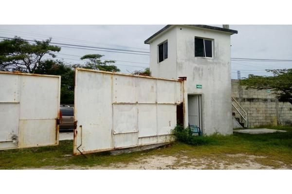 Foto de terreno habitacional en renta en  , playa norte, carmen, campeche, 15220955 No. 05