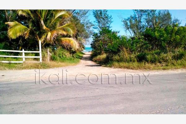 Foto de terreno habitacional en venta en junto a la termoelectrica , playa norte, tuxpan, veracruz de ignacio de la llave, 2706549 No. 01