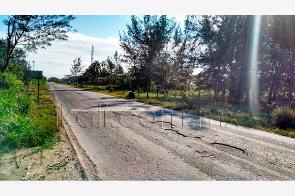 Foto de terreno habitacional en venta en junto a la termoelectrica , playa norte, tuxpan, veracruz de ignacio de la llave, 2706549 No. 04