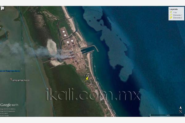 Foto de terreno habitacional en venta en junto a la termoelectrica , playa norte, tuxpan, veracruz de ignacio de la llave, 2706549 No. 11