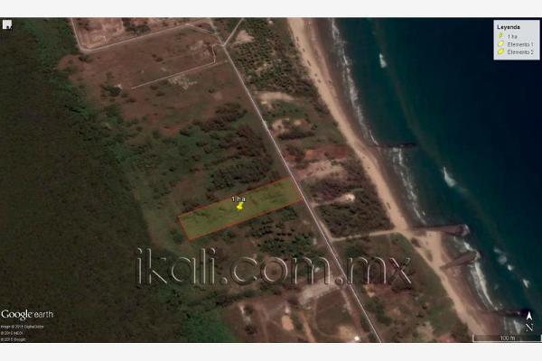 Foto de terreno habitacional en venta en junto a la termoelectrica , playa norte, tuxpan, veracruz de ignacio de la llave, 2706549 No. 12