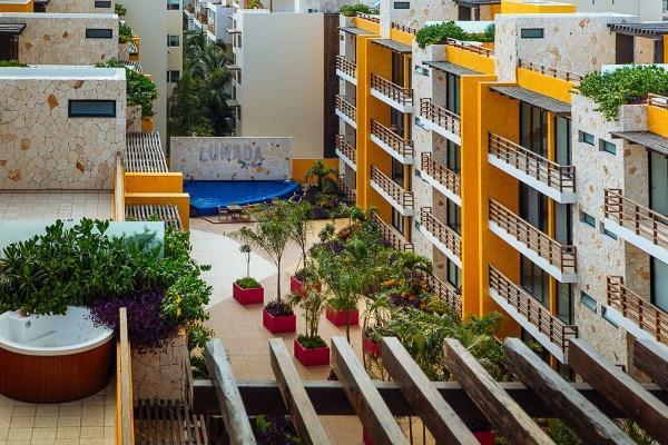 Foto de departamento en venta en  , playa oasis, solidaridad, quintana roo, 14029210 No. 49