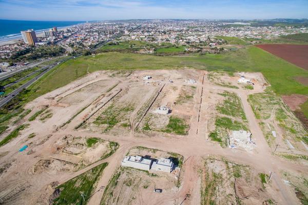 Foto de terreno habitacional en venta en playa pie de la cuesta punta azul zafiro mnz 5 lote 1 , cuenca lechera, playas de rosarito, baja california, 12813806 No. 03