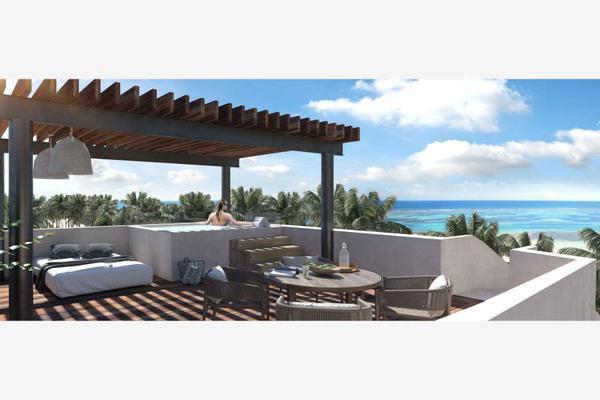 Foto de departamento en venta en playa playa, mahahual, othón p. blanco, quintana roo, 5650171 No. 01