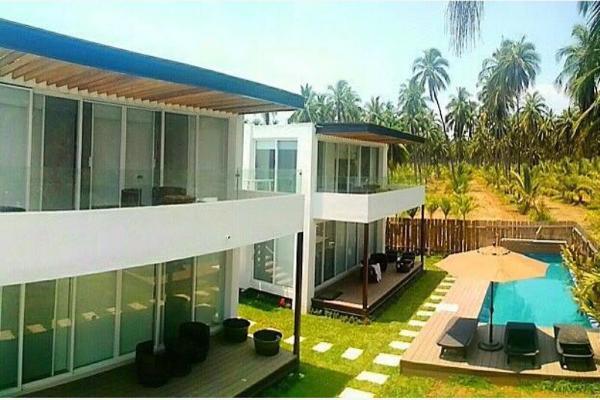 Foto de edificio en venta en playa real 00, el real, tecomán, colima, 5365056 No. 01